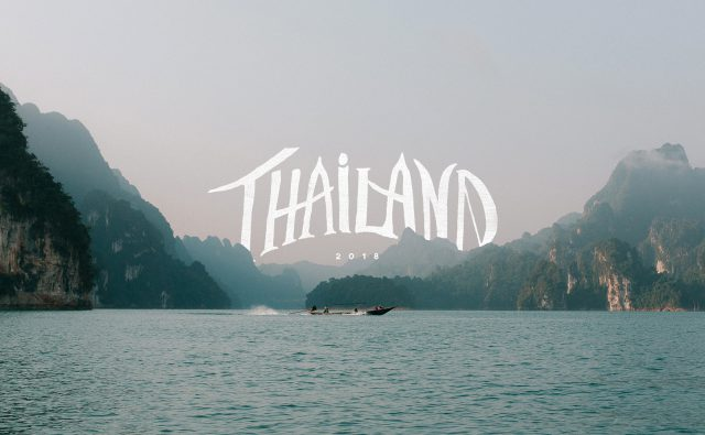 A Journey in Thailand