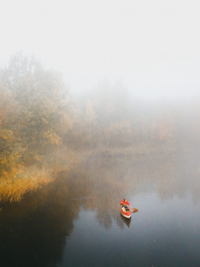 Fall - Canoe