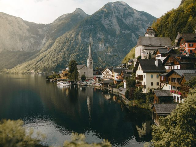 A classical view of Hallstatt