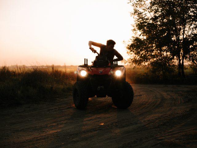 ATV - Dust