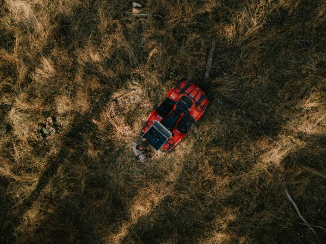 ATV from above