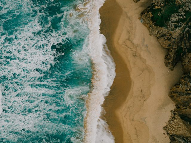 Hidden beach - Portugal