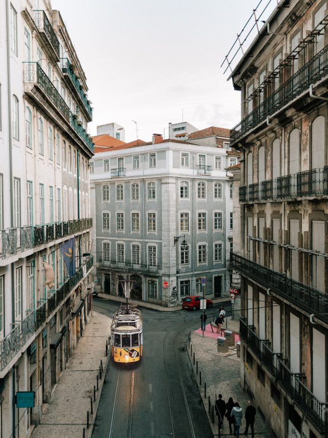 Tram of Lisbon
