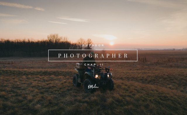 DMalou X Peli – Outdoor Photographer