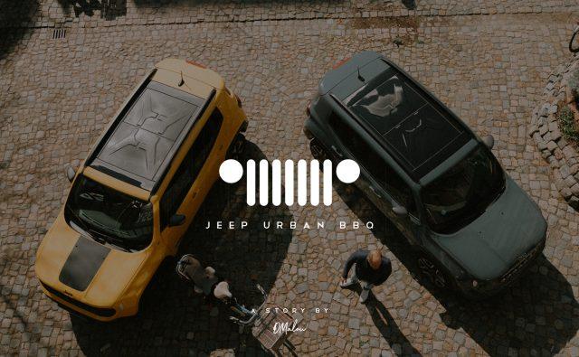 DMalou X Jeep - #JeepStories - Urban BBQ