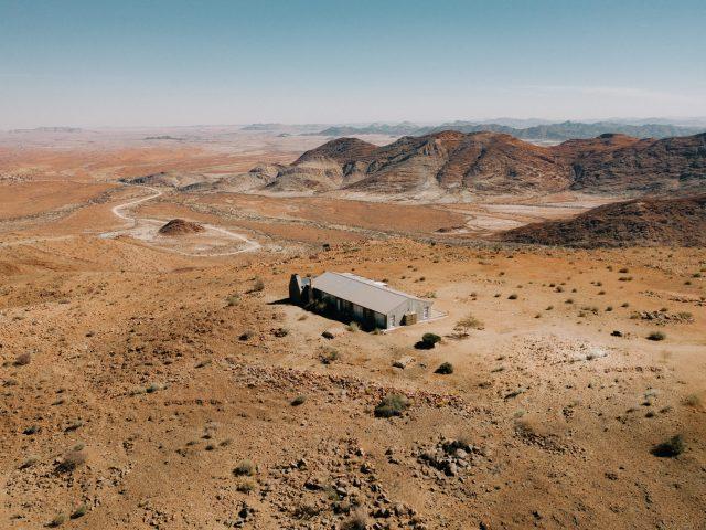 Isolate farm - Namibia