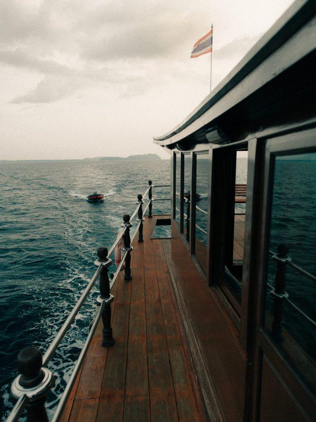Thailand bay - boat II