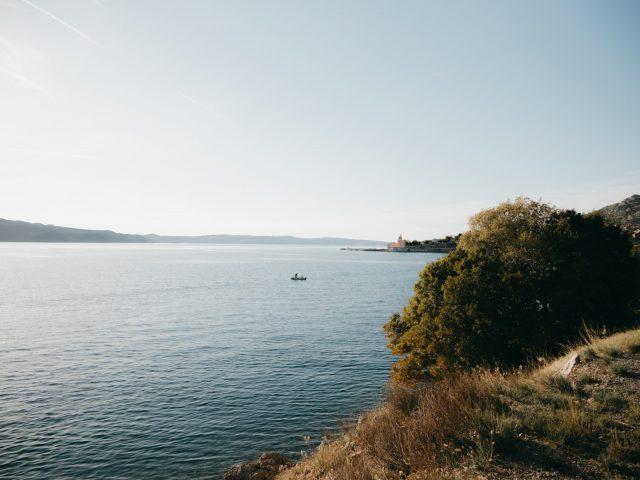 Zadar coast
