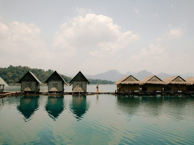 Cheow Lan cabins