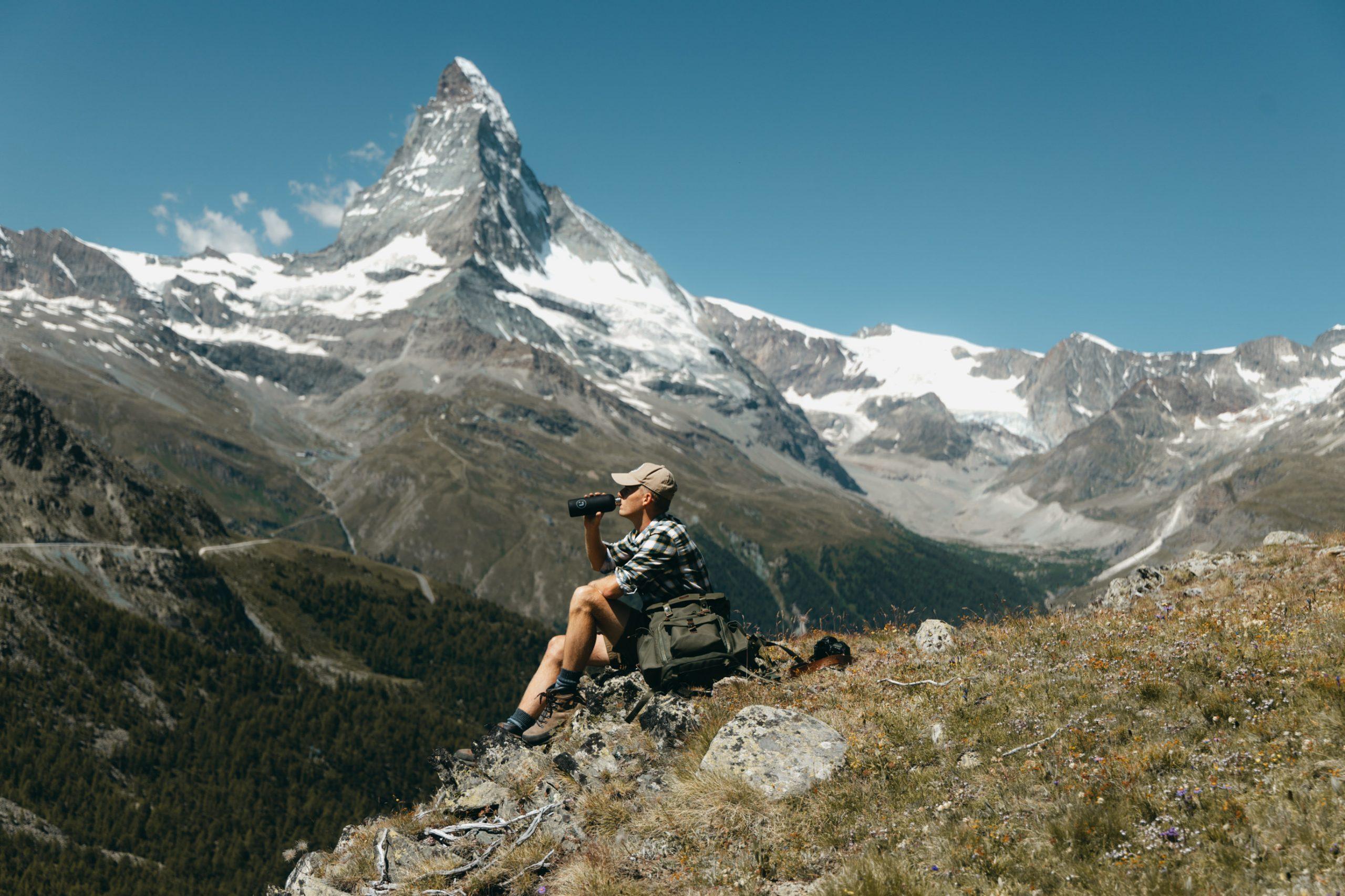 Matterhorn - lunch