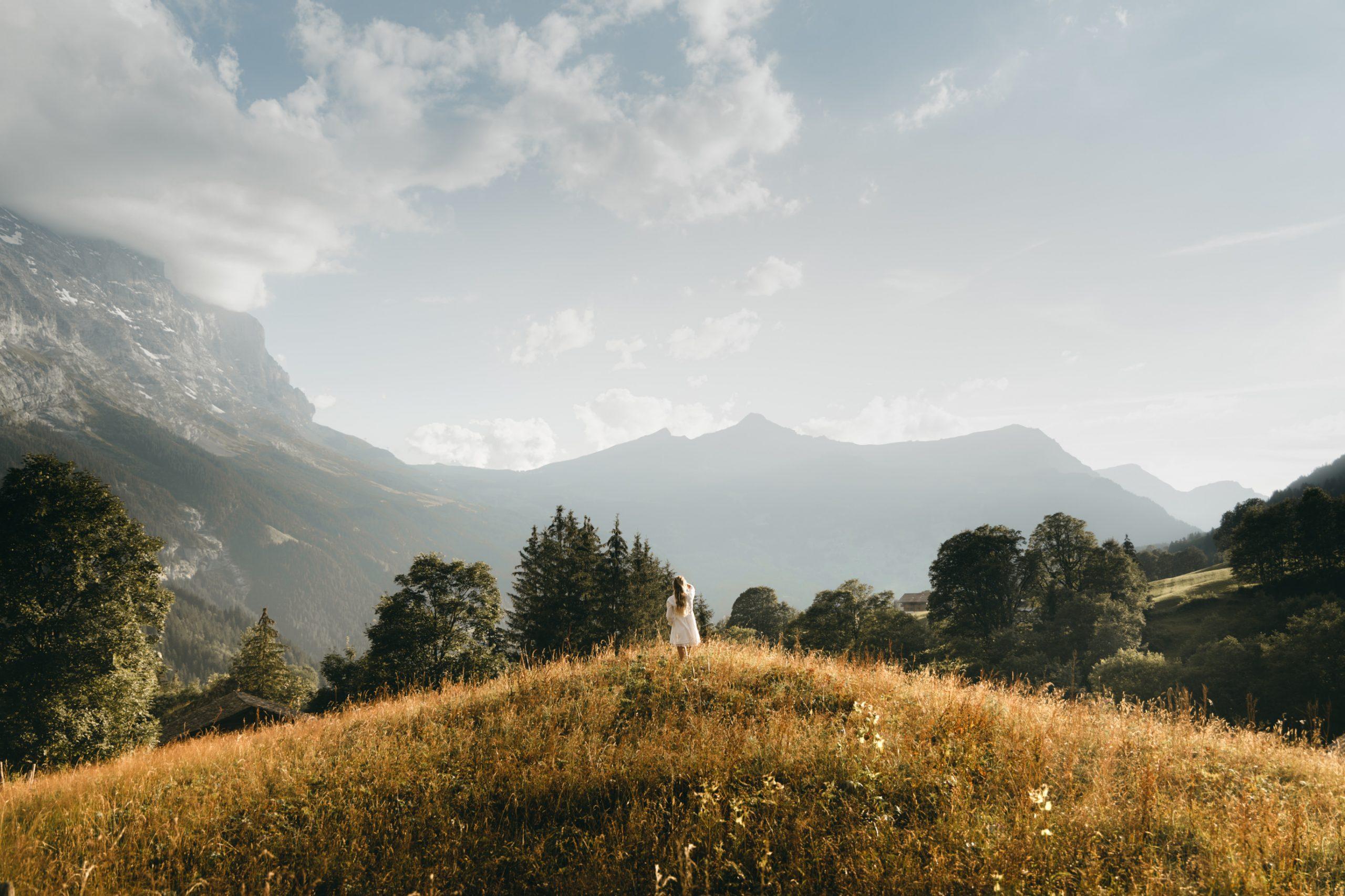 Grindelwald valley