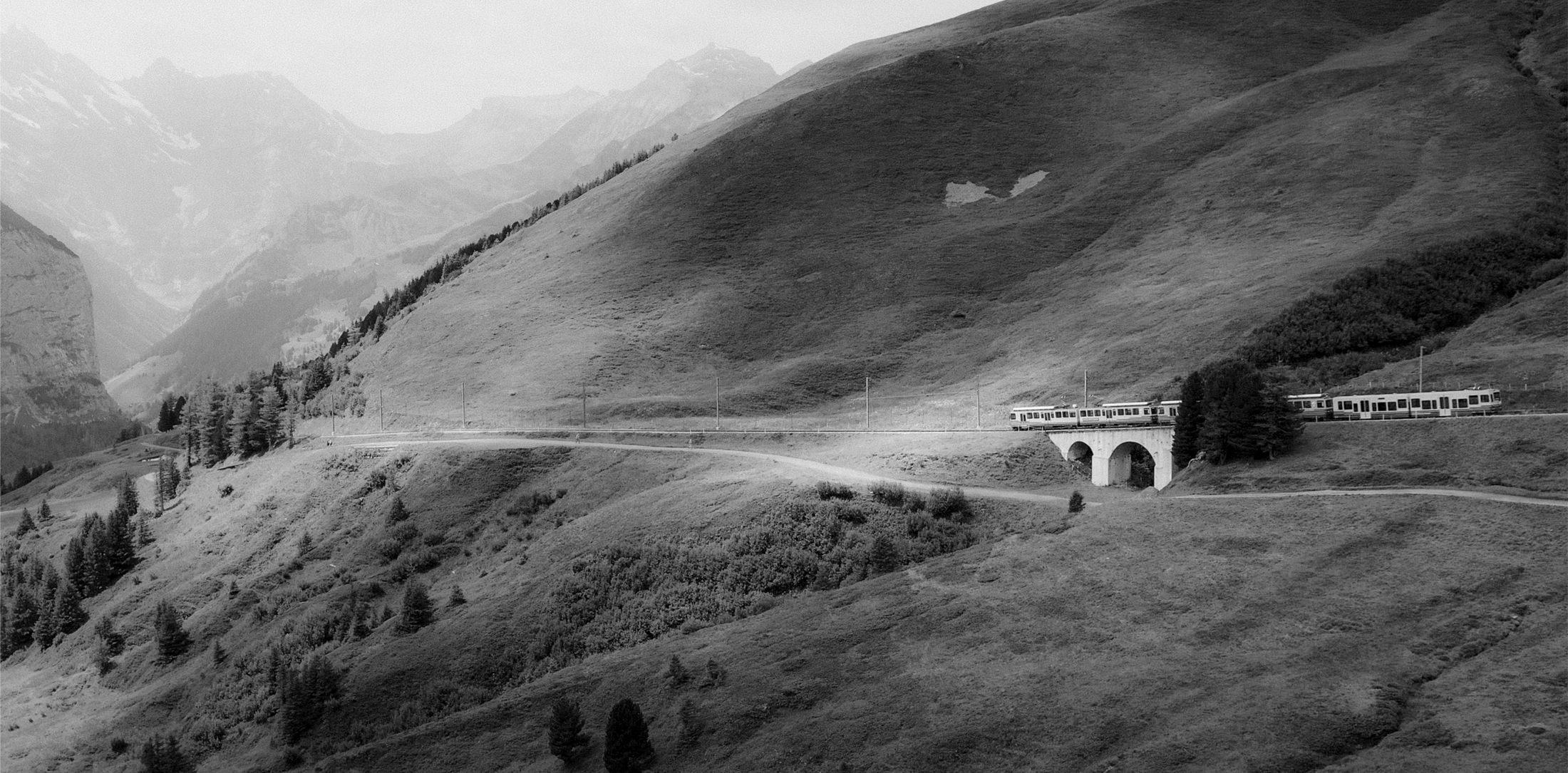 Junfraujoch train