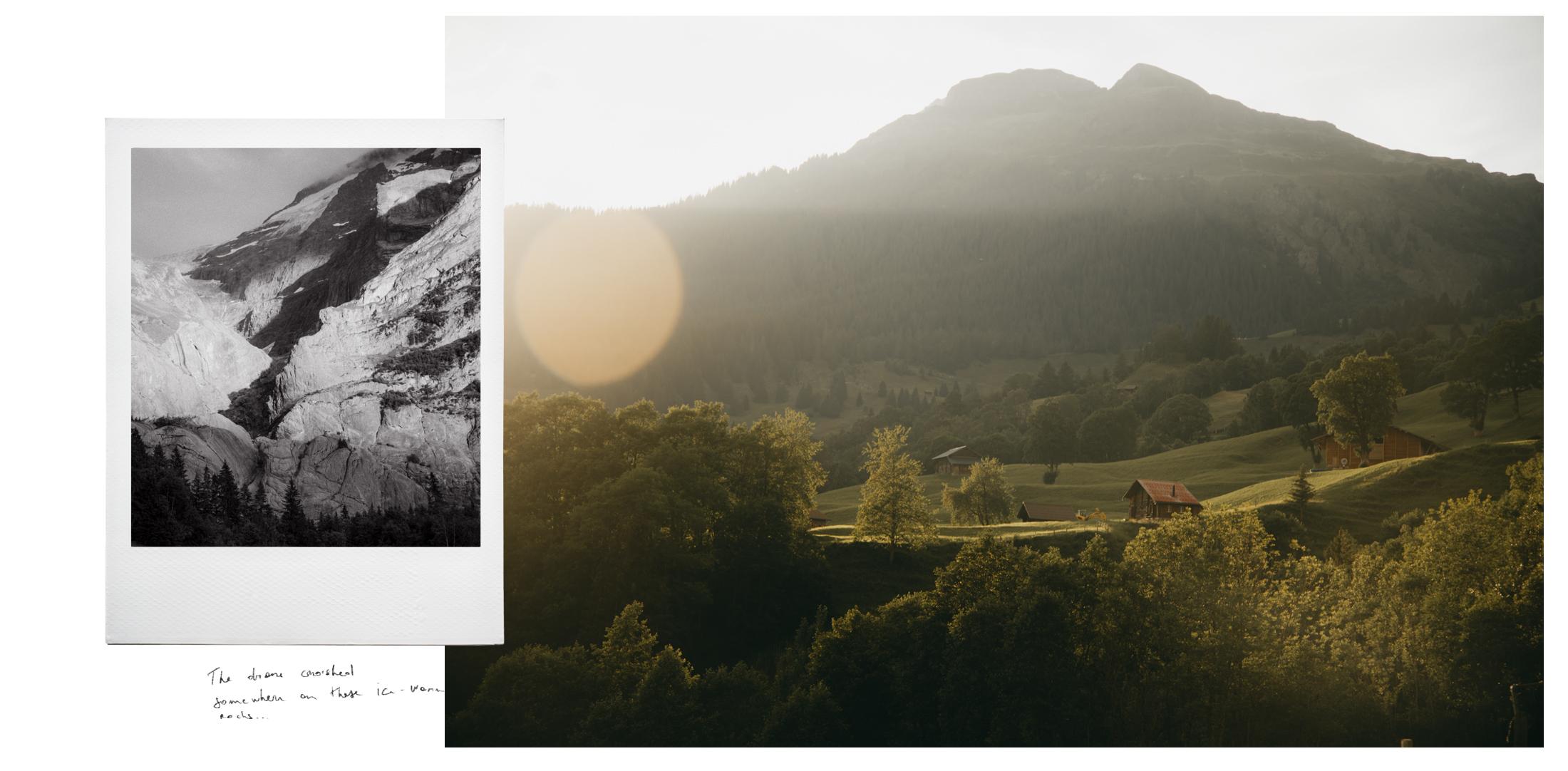 Grindelwald sunset