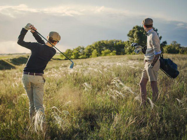 Wild golf
