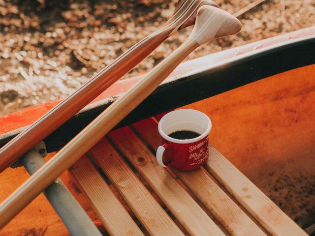 Sanborn Canoe mug