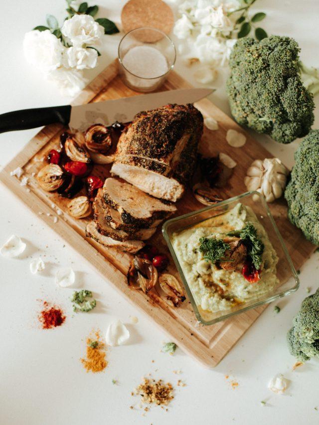 Food - Turkey roast