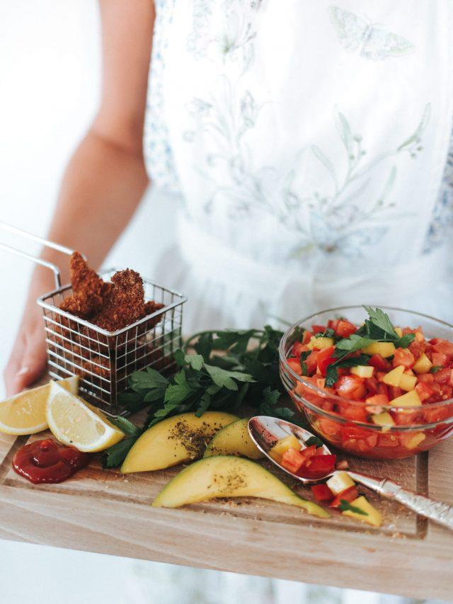 Food - Fried chicken