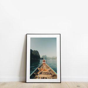 TABLE BOAT - print