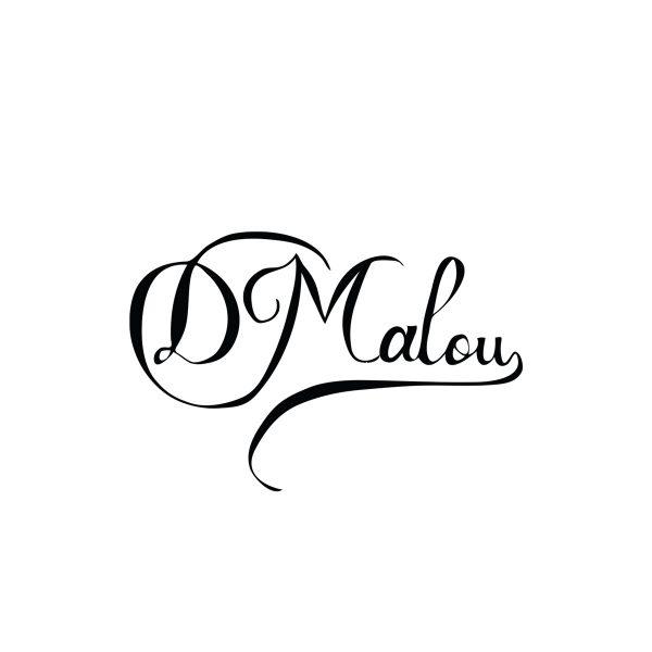 DMalou decal