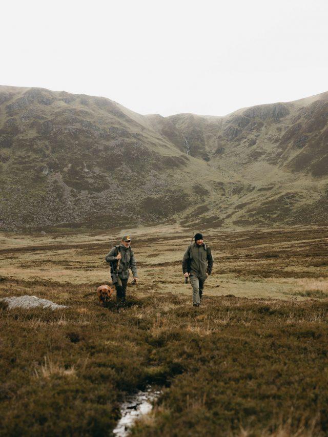 Stalking Scotland