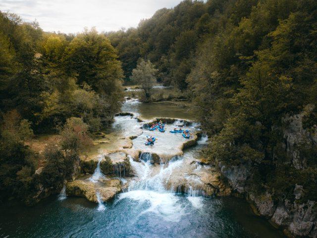 Kayak in Croatia