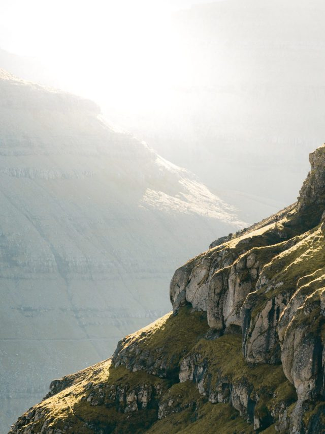Shepherd on the mountain