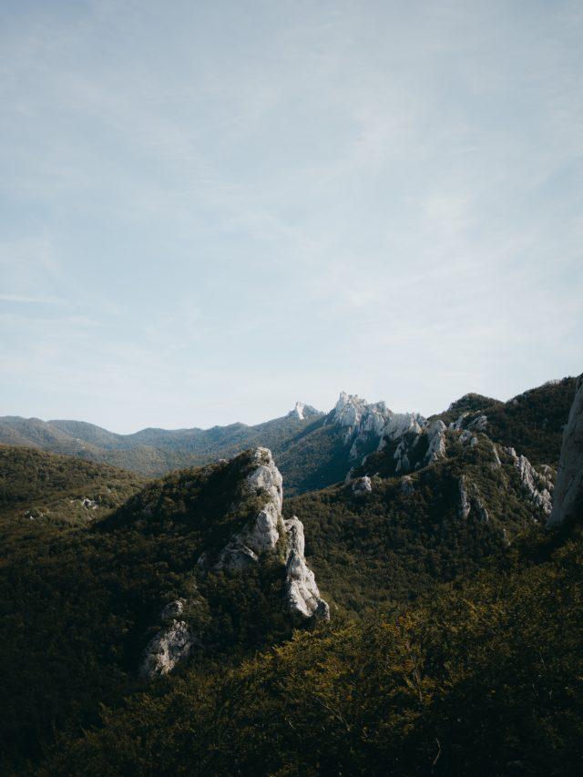 Velebit Mountains