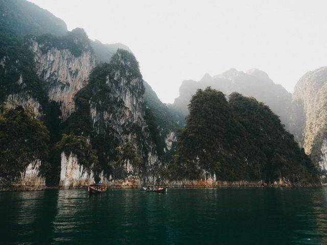 Cheow Lan boats