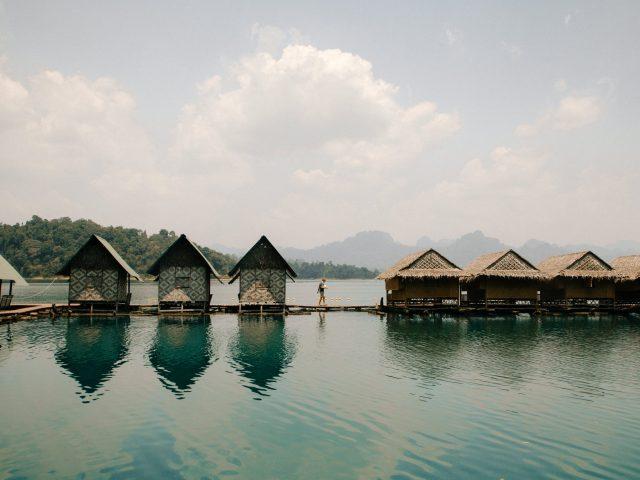 Cheow Lan cabins