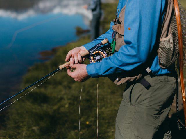 Orvis fly fishing reel