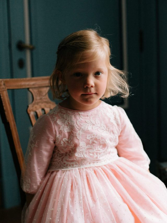 Little girl - Wedding