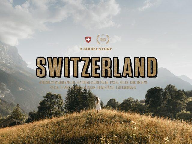 Switzerland cover video